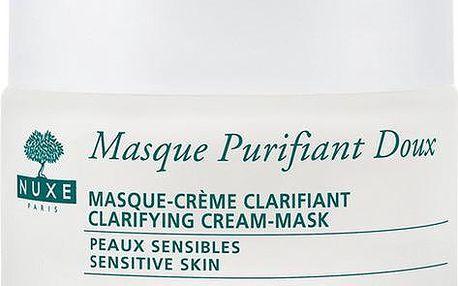 Nuxe Čistící krémová maska pro rozjasnění pleti (Clarifying Cream-Mask) 50 ml