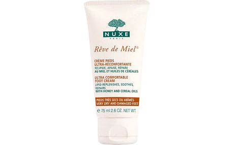 Nuxe Krém na nohy pro velmi suchou pokožku Rêve de Miel (Ultra Comfortable Foot Cream) 75 ml
