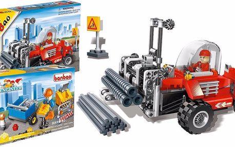 Stavebnice BanBao pro malé hračičky