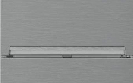 Kombinovaná lednička s mrazákem dole Beko RCSA 340 K30X