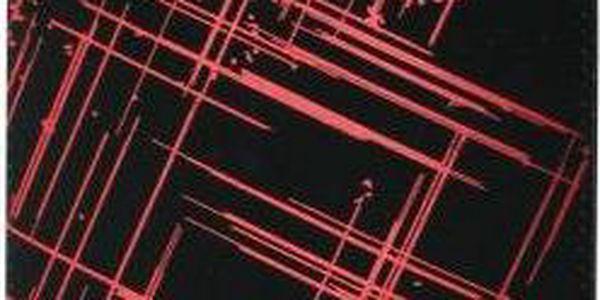 Pouzdro na mobil RedPoint Velvet Red Stripes, 5XL (RPVEL-046-5XL) červené