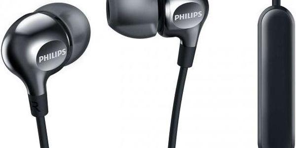 Philips SHE3705BK, černá