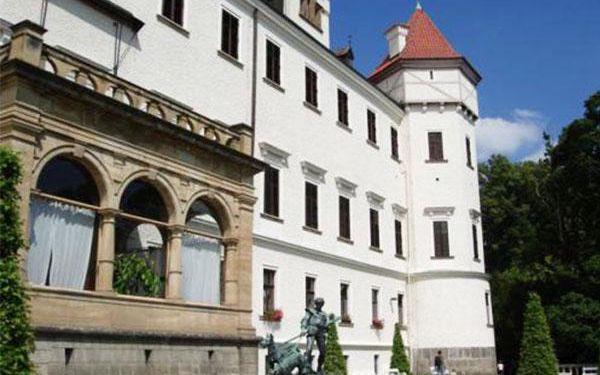 Rodinná dovolená v Praze - Průhonicích