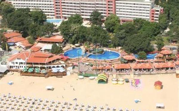 Bulharsko, Zlaté Písky, letecky na 8 dní s polopenzí