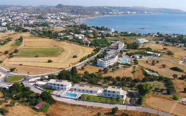 Řecko, Rhodos, letecky na 11 dní bez stravy