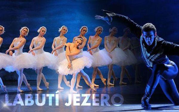 Divadlo Hybernia: Představení Labutí jezero, exkluzivní místa v sekci A