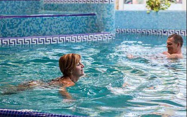4* wellness hotel v Maďarsku s polopenzí a neomezeným wellness