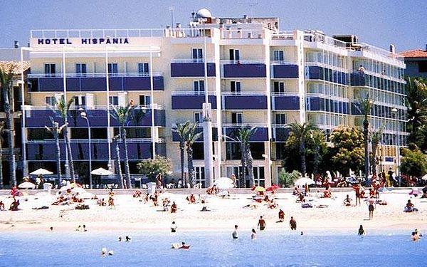Španělsko - Mallorca - Playa d.Palma/Arenal na 9 dní, polopenze s dopravou letecky z Ostravy přímo na pláži