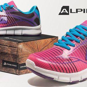Dámské sportovní boty Alpine Pro