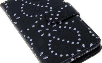 PATONA pouzdro pro iPhone 6 (4.7''), černá vzor - PT8360