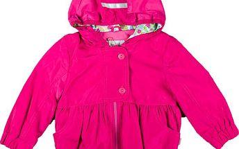 MMDadak Dívčí bunda Miss Popular - růžová