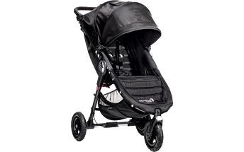 Baby Jogger City mini GT 2016, Black/Black