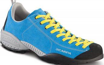 Scarpa Mojito Bi-colour vivid/blue yellow 42
