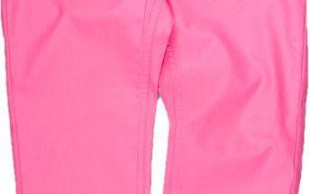 MMDadak Dívčí kalhoty - růžové