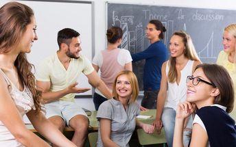 Letní kurzy anglického a německého jazyka