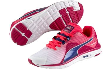 Puma Faas 500 V4 Wn White/Virtual Pink/Blueprint/Fluo Pink 38,5 EU