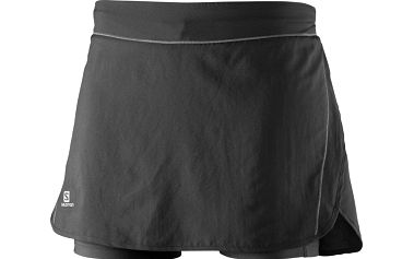 Salomon Agile Skort W Black S
