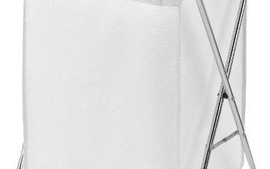 Koš na prádlo Simple White