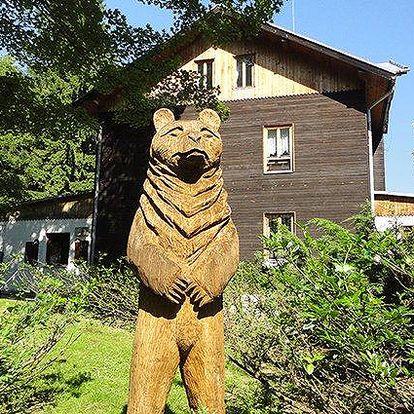 3–6denní pobyt s polopenzí a slevami v horské chatě Eduard v Jeseníkách pro 2