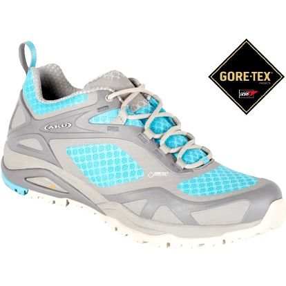 Aku Alpina Light GTX Light blue/grey 7,0 (41,0)