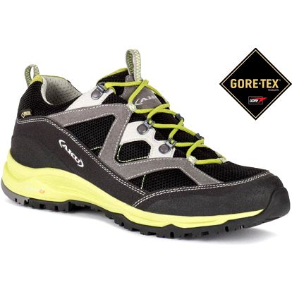 Aku 708 Mio GTX Black-Green 9,5 (44,0)