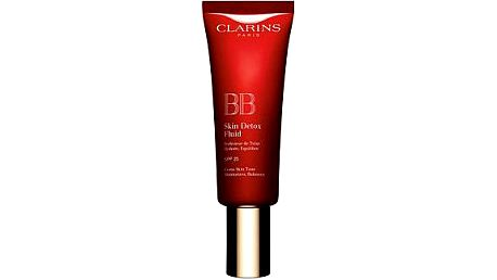 Clarins BB krém Detox SPF 25 (Skin Detox Fluid) 45 ml 00 Fair