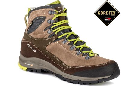 Aku 705 Gea GTX Brown-Green 9 (43,0)