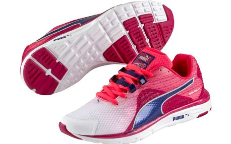 Puma Faas 500 V4 Wn White/Virtual Pink/Blueprint/Fluo Pink 38 EU