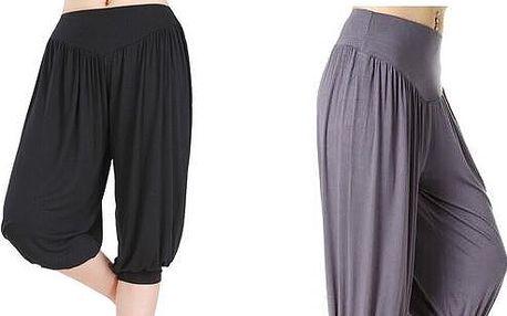 """Krátké """"turecké"""" kalhoty"""