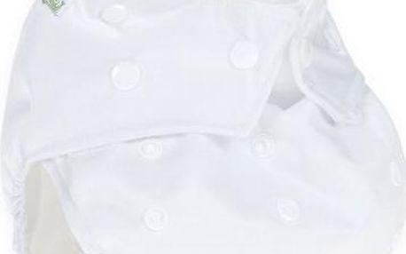 BabaBoo Plenkové kalhotky White