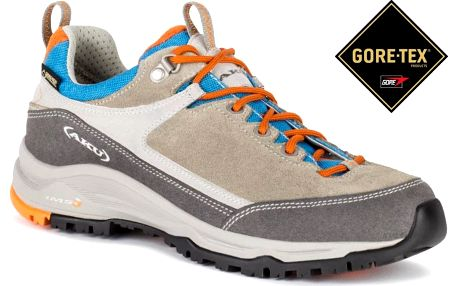 Aku 707 Gea Low W´S GTX Grey-Light Blue 5 (38,0)
