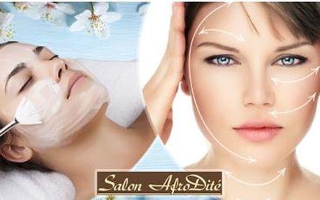 Liftingová kolagenová kúra v délce 60 minut. Ošetření 100% přírodní kosmetikou anti-aging v Hradci Králové.