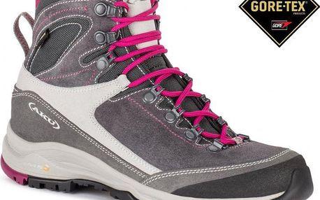 Aku 706 Gea W´S GTX Grey-Magenta 5,5 (39,0)