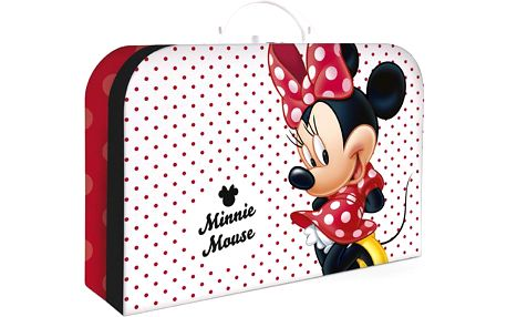 Kufr Minnie Mouse velký