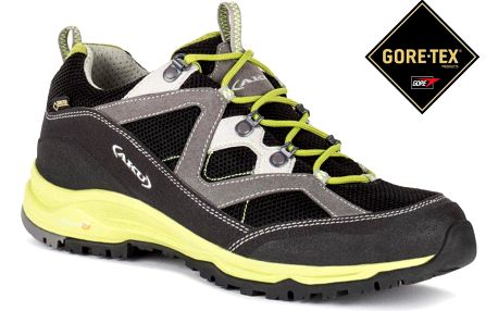 Aku 708 Mio GTX Black-Green 8 (42,0)