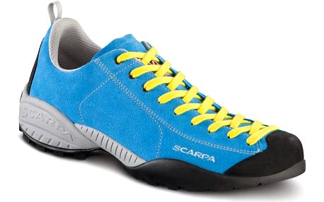 Scarpa Mojito Bi-colour vivid/blue yellow 42