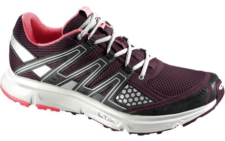 Salomon XR Shift W Bordeaux/Chalk Grey/Papaya-B 44.0