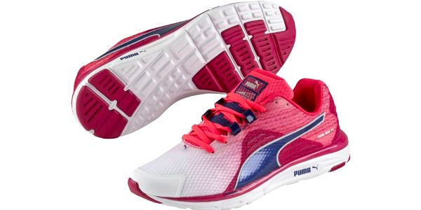 Puma Faas 500 V4 Wn White/Virtual Pink/Blueprint/Fluo Pink 39 EU