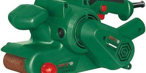 Pásová bruska DWT BS09-75 V