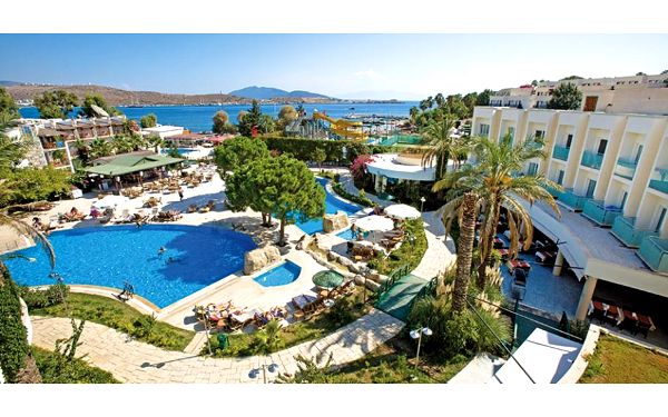 Turecko, Bodrum, letecky na 8 dní s all inclusive