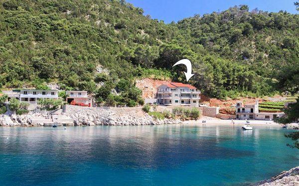 Chorvatsko - Robinzonáda Bella - Ostrov Hvar / bez stravy, vlastní doprava, 12 nocí, 5 osob