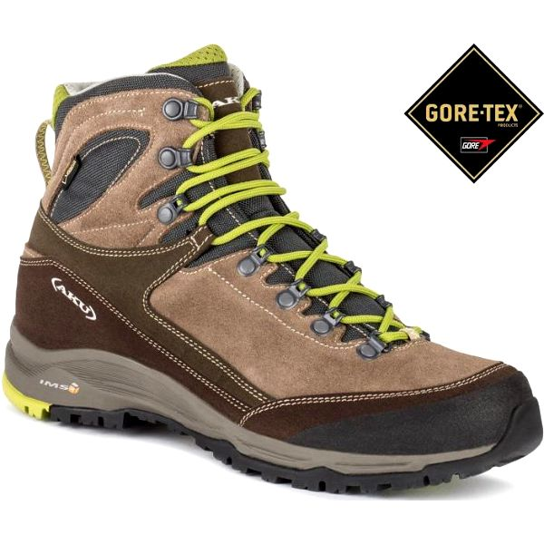 Aku 705 Gea GTX Brown-Green 11 (46,0)