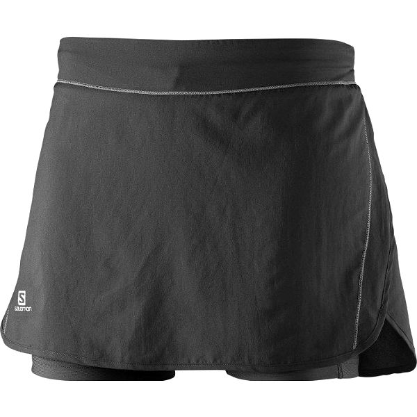 Salomon Agile Skort W Black M