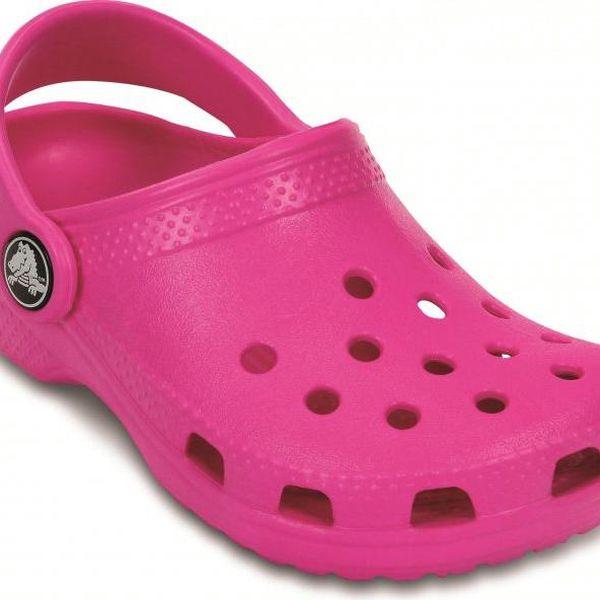 Crocs Classic Kids Neon Magenta 25 (C8/C9)