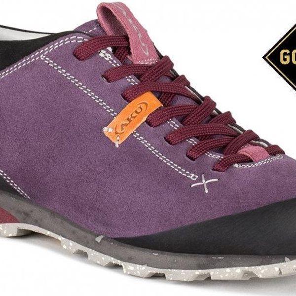 Aku 504 Bellamont Suede GTX Violet-Pink 7 (41,0)