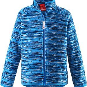 Reima Chlapecká fleecová bunda Hazelnut ocean blue