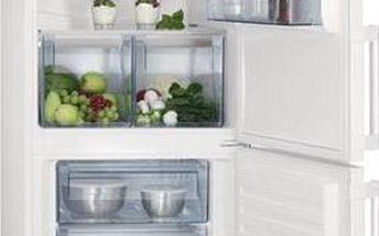 Kombinace chladničky s mrazničkou AEG S53630CSW2 bílá
