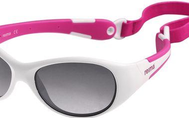 Reima Dívčí sluneční brýle Ulappa white