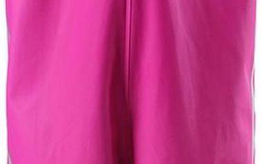 Reima Dívčí kalhoty do deště Lammikko pink