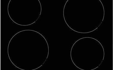 Amica PI 6540 TU černá